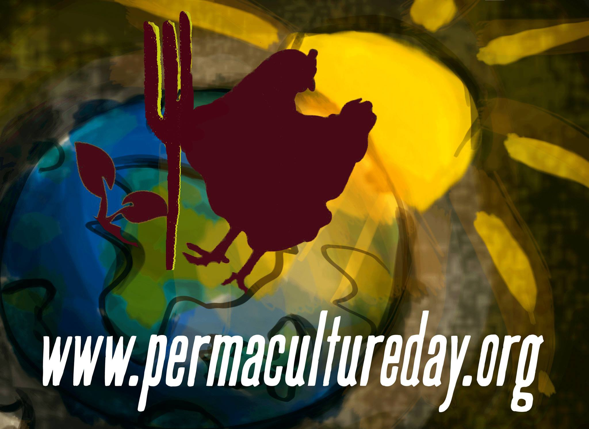 permacultureday.org chook and pitchfork resolute to save the day